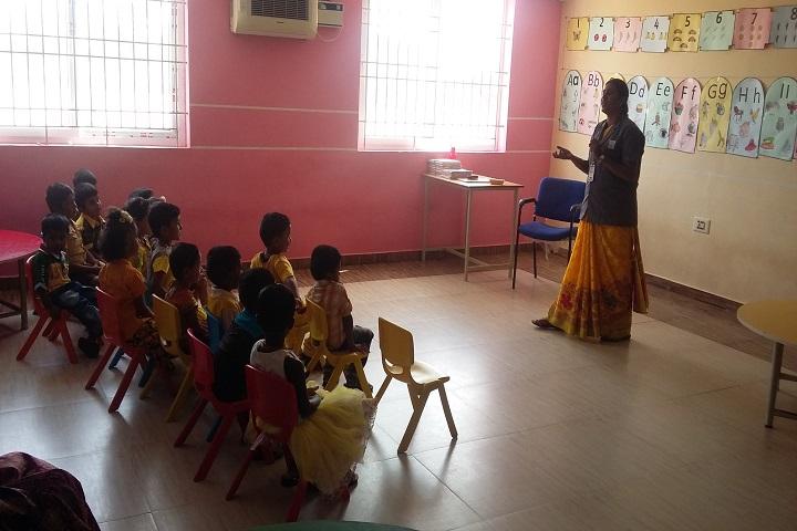 Anugragha International School-Kids Class