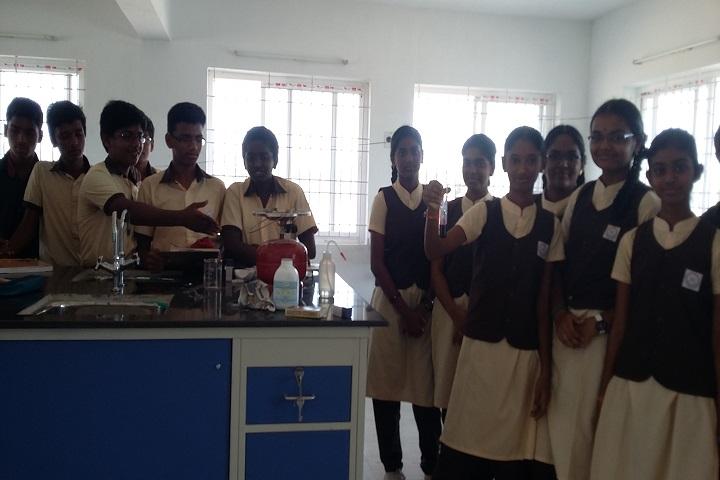Anugragha International School-Laboratory