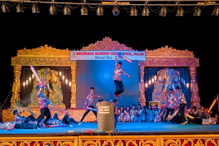 Anugraha Mandhir-Annual day