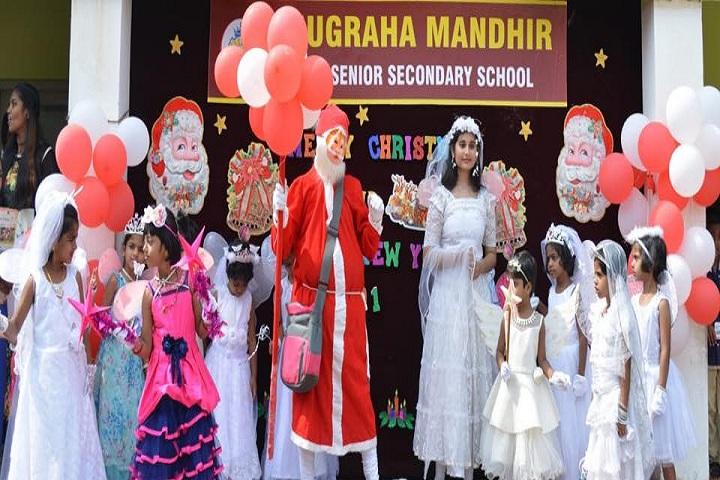 Anugraha Mandhir-Christmas day