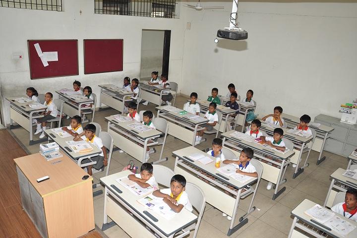 Anuvrat Vidhyalaya School-Classroom 1