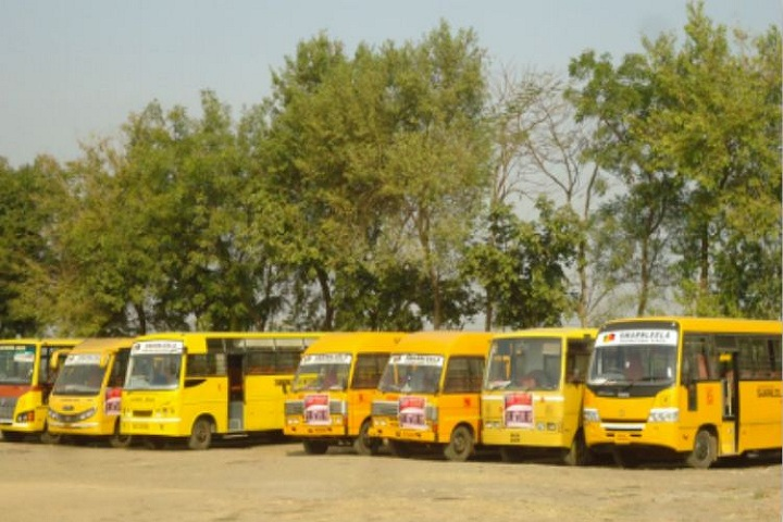 Anuvrat Vidhyalaya School-Transport