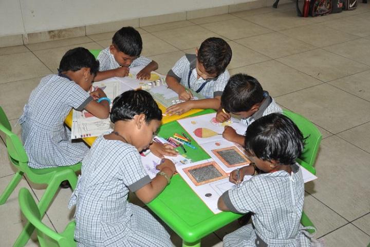 Anuvrat Vidhyalaya School-Kids