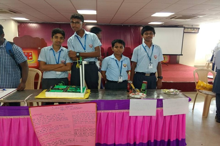 Apex Pon Vidyashram-Science Exhbition 1