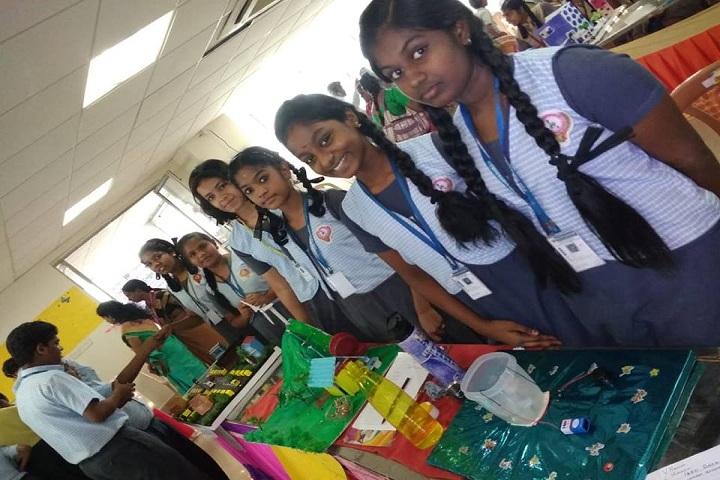 Apex Pon Vidyashram-Students