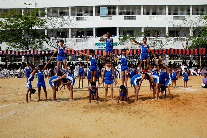 Apex Pon Vidyashram-Yoga