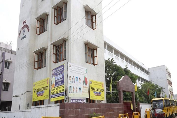 Apex Pon Vidyashram-Campus view