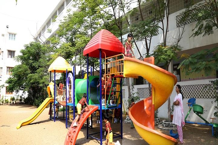 Apex Pon Vidyashram-Kindergarten