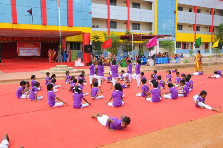 Apollo Vidyashram-Yoga