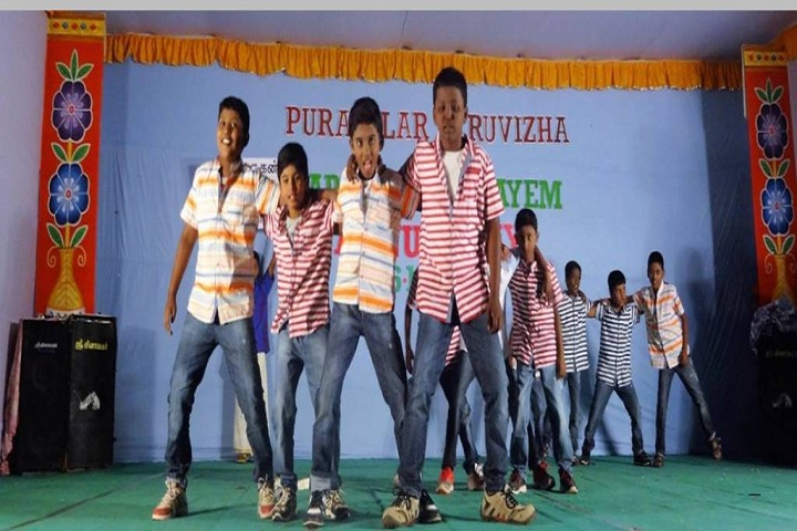 Appu Arivaalayem Secondary School-Events