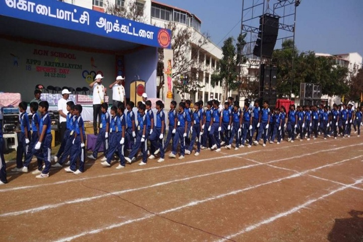 Appu Arivaalayem Secondary School-Sports day