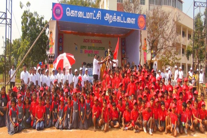 Appu Arivaalayem Secondary School-Red Day