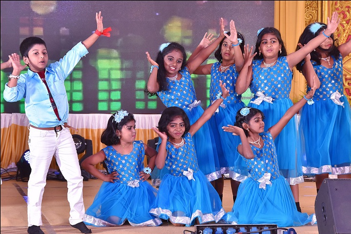 Arb International School-Annual day1