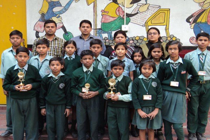New Era Public School-Achievement