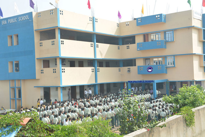 New Era Public School-Assmebly