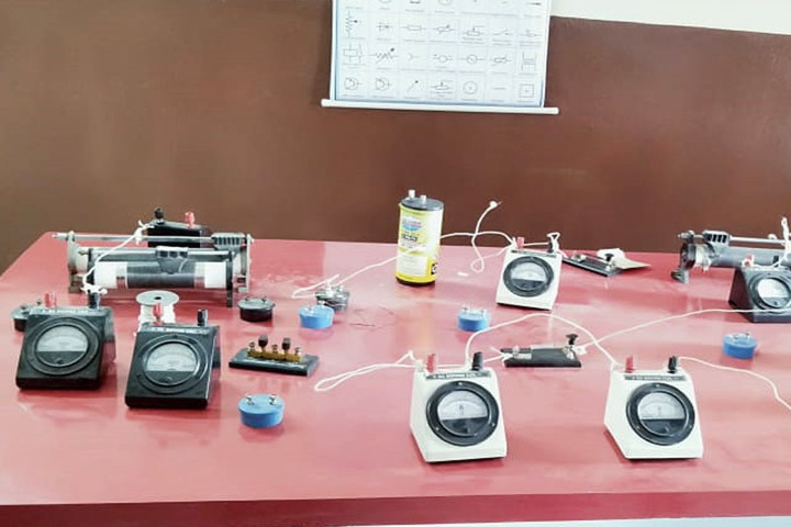 New Era Public School-Electronic Lab