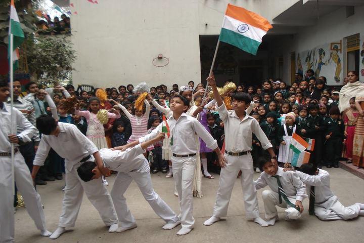 New Era Public School-Independence Day