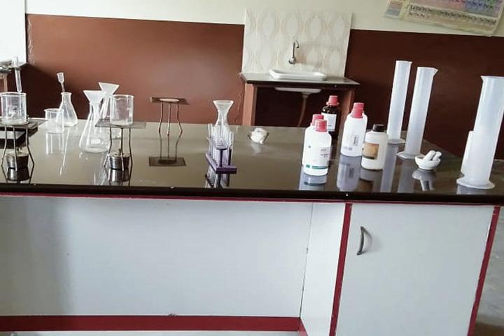 New Era Public School-Science Lab