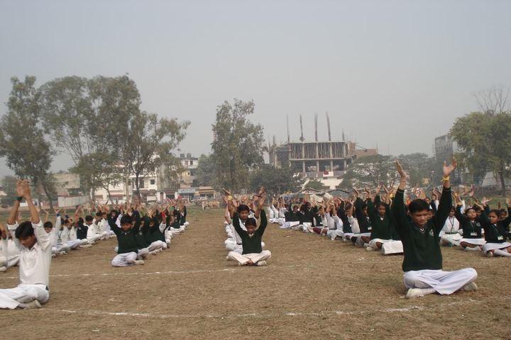 New Era Public School-Yoga Day
