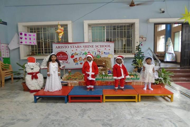 Aristo Public School-Christmas
