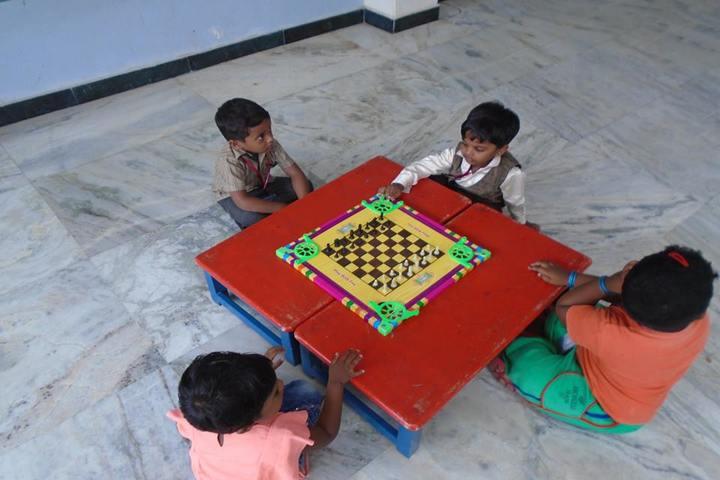 Aristo Public School-Playing