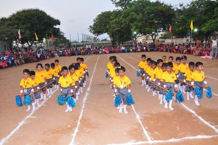Aristo Public School-Sports