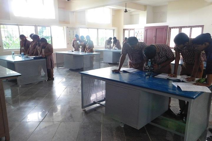 Aristo Public School-Biology Lab