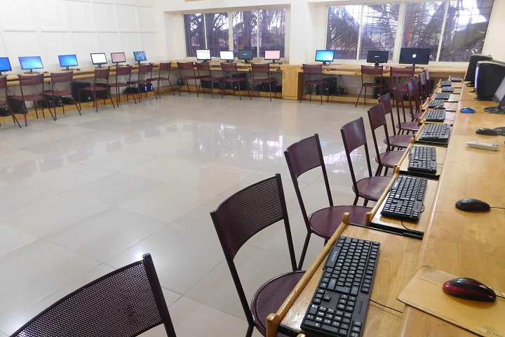 Aristo Public School-Computer Lab