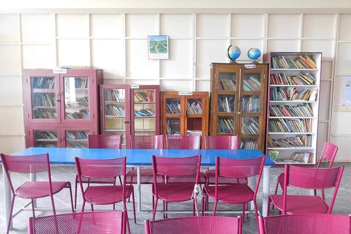 Aristo Public School-Library