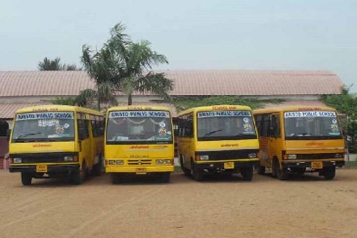 Aristo Public School-Transport