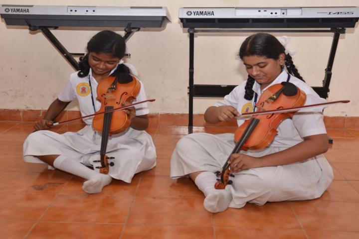 Army Public School-Music Facility