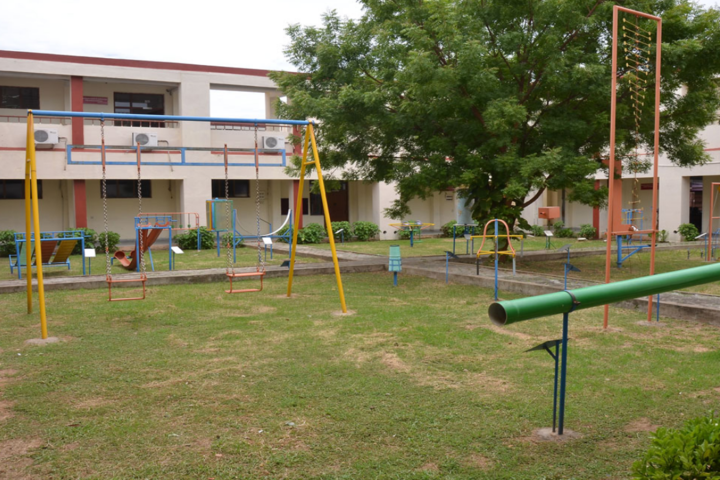 Army Public School-PlayArea