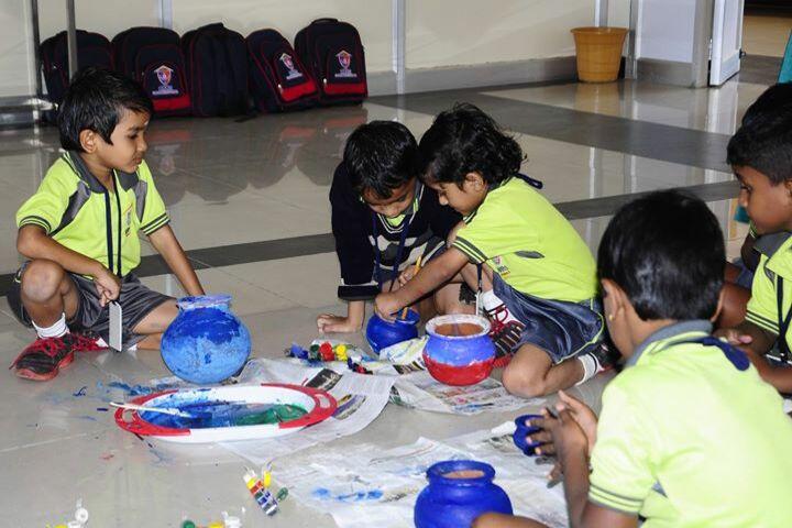 ARRS Schools-Painting