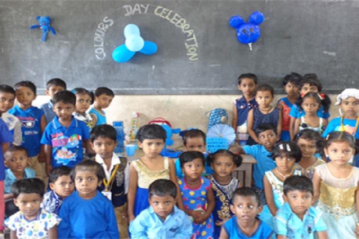 Arulmigu Meenakshi Amman Public School-Blue Day Celebrations