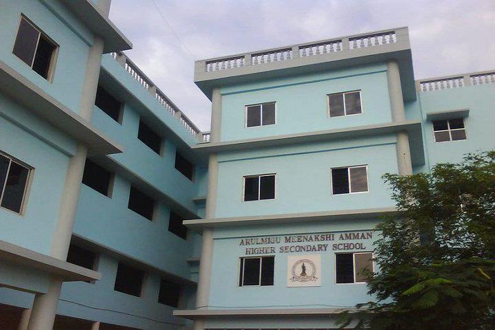 Arulmigu Meenakshi Amman Public School-Campus