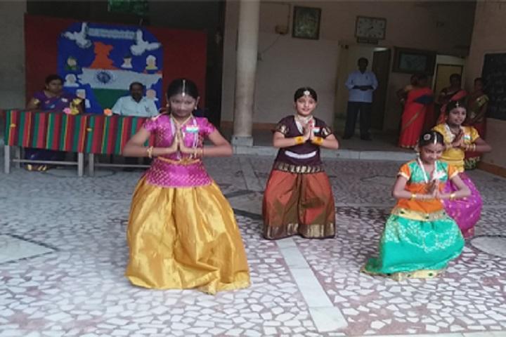 Arulmigu Meenakshi Amman Public School-Dances