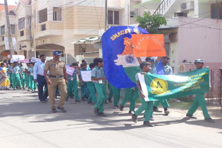 Arulmigu Meenakshi Amman Public School-Rally