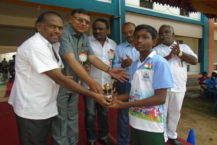Arya Vidhyasshram International Residential School-Achivement