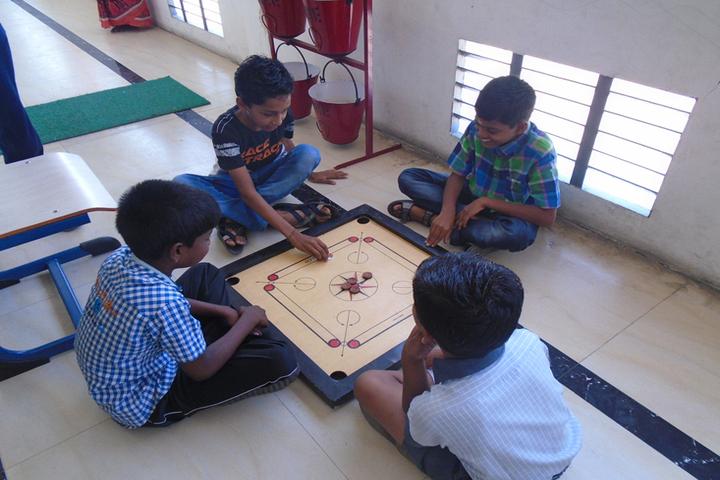Arya Vidhyasshram International Residential School-Games