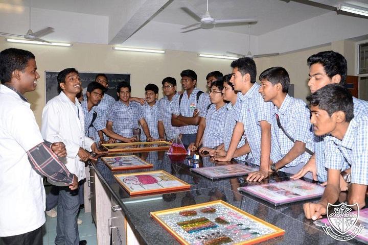 Asan Memorial Senior Secondary School-Lab