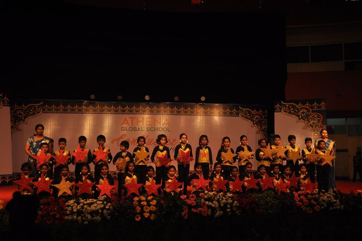 Athena Global School-Annual day 1