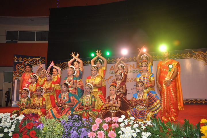 Athena Global School-Annual day