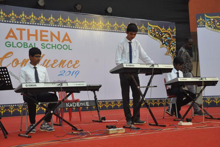 Athena Global School-Music