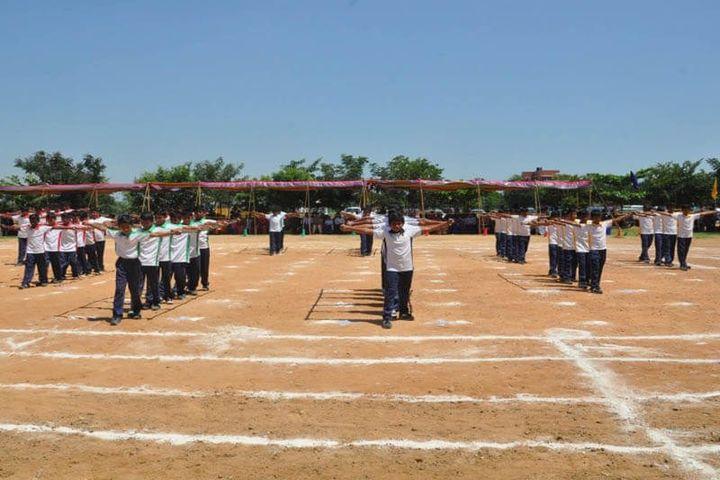 Athena Global School-Sports day