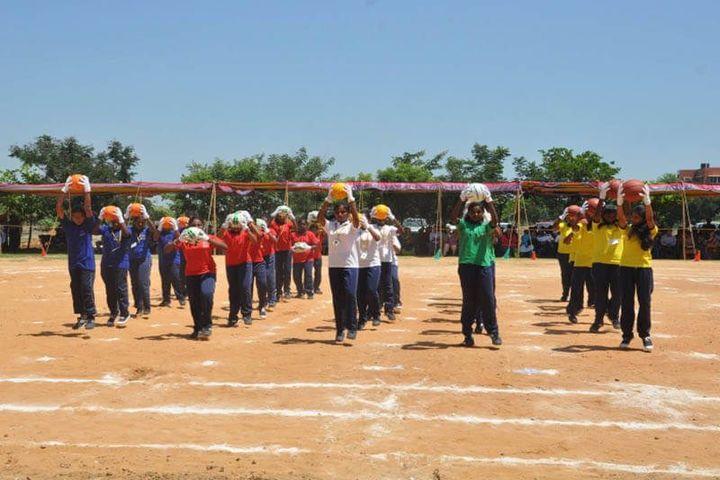 Athena Global School-Sports