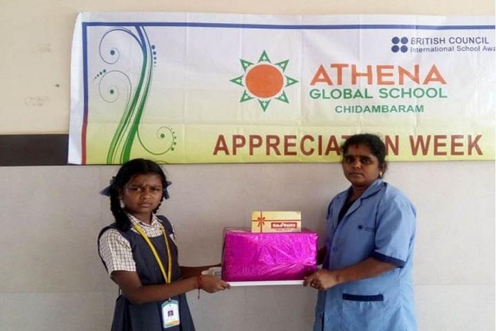 Athena Global School-Awards