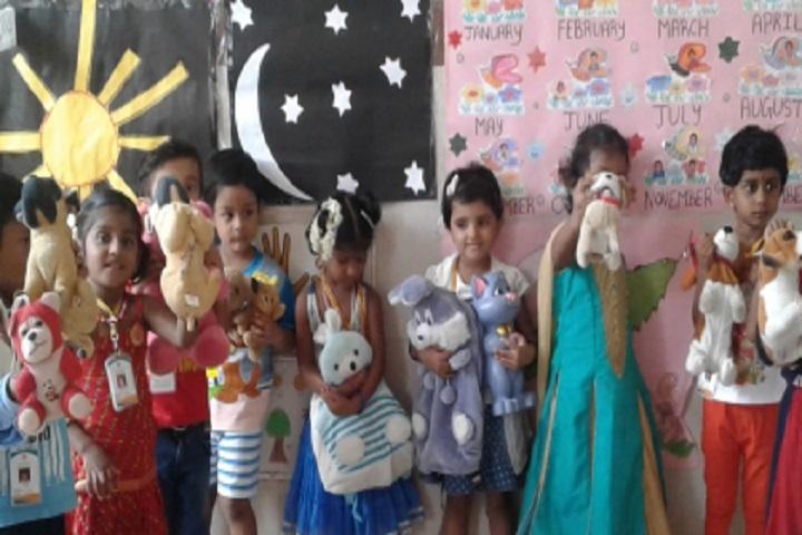 Athena Global School-Kids
