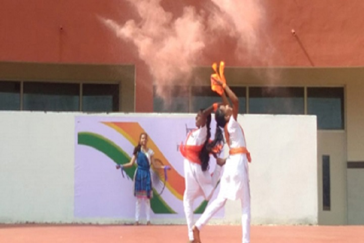 Athena Global School-Republic Day