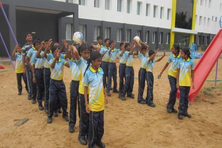 Atlantic International School-Sports