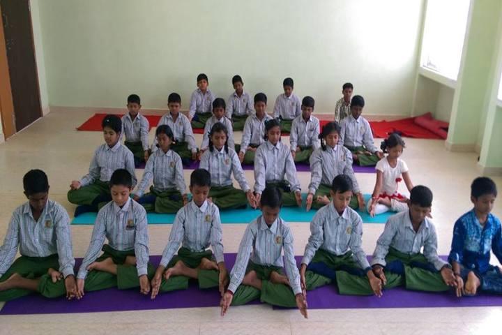 Atlantic International School-Yoga